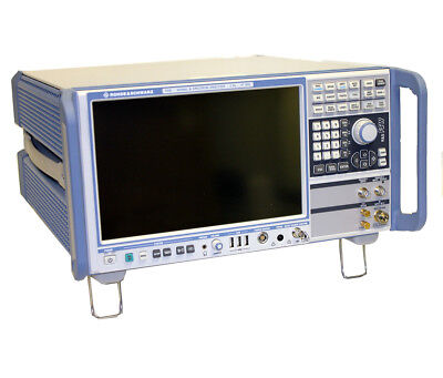 Rohde Schwarz Fsw8 Signal And Spectrum Analyzer 2 Hz - 8 Ghz Opt001