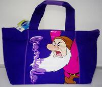 Borsa Sette Nani Disney Brontolo Viola - disney - ebay.it