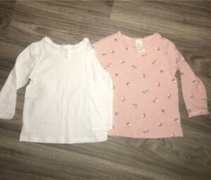 2 pack H&M tops