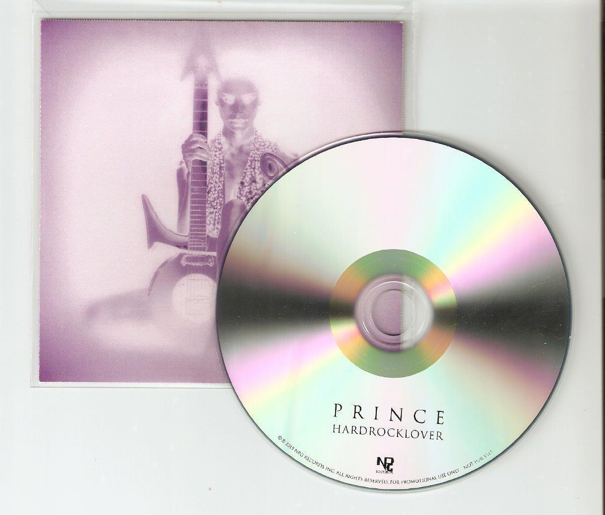 Prince : NEW ALBUM: The Hit & Run