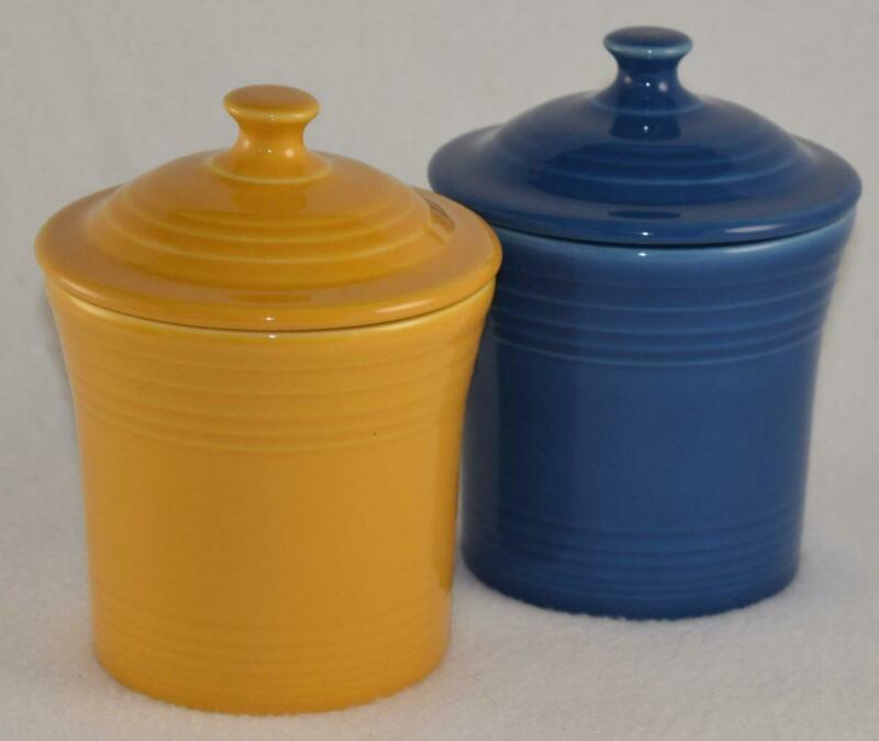Fiesta® JAM JAR - Choice of Colors - Discontinued and Current