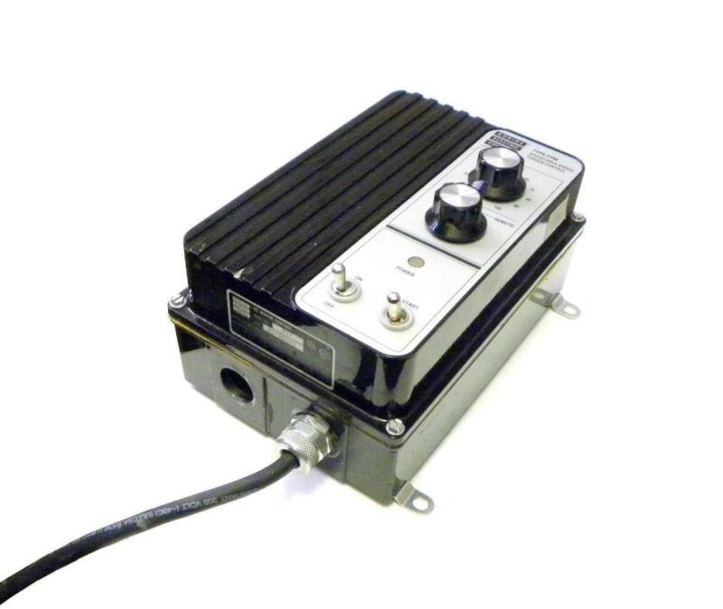 Bodine Electric  817  DC Motor Speed Control 115 AVC