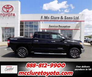 2015 Toyota Tundra TRD CREW MAX New tires