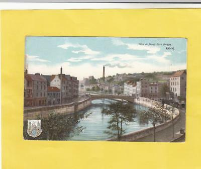 view at  NORTH GATE BRIDGE    ,  CORK  ,   IRELAND    ( Ma 48 )