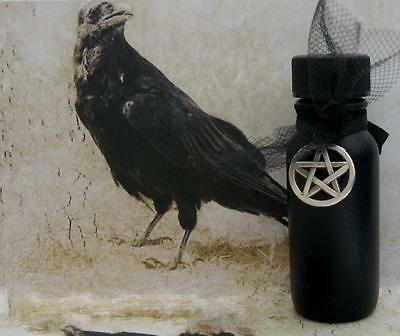 BANISH Ritual Oil Potion Elixir Physical & Spiritual ~ Wicca Witchcraft Pagan