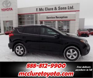 2014 Toyota RAV4 XLE WITH SUNROOF AND NAV NEW TIRES AND WINTER T