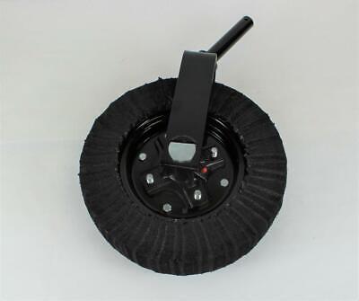 Tail Wheel Assembly 15-1 14 Yoke Cast Iron Hub- Bush Hog Rhino Land Pride