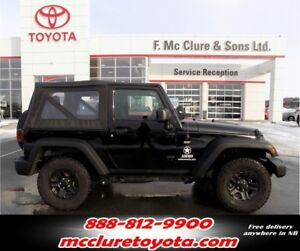 2016 Jeep Wrangler Sport VERY NICE CONDITION