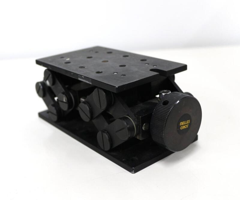 """Melles Griot Load Lab Jack 5"""" x 3"""" Platform"""