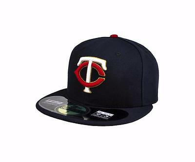 New Era 59Fifty MLB Cap Minnesota Twins Authentic On Field Fitted Alternate Hat