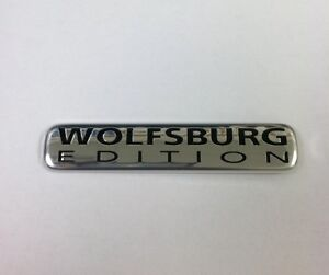 Wolfsburg Edition Parts Amp Accessories Ebay