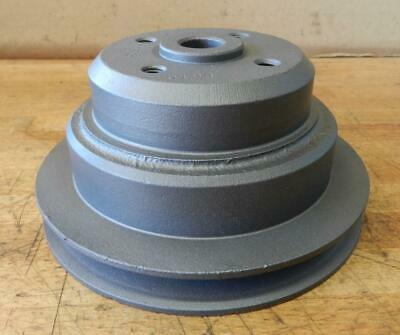 Clark Forklift Continental Engine Used Water Pump Pulley F600k5194 5-12 Dia