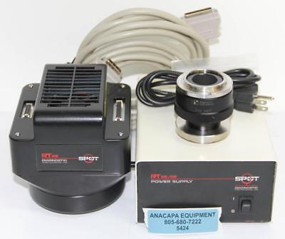 Diagnostic Instruments Spot 7.4 Rt Ke Camera D10nef Mount And Power Supply 5424