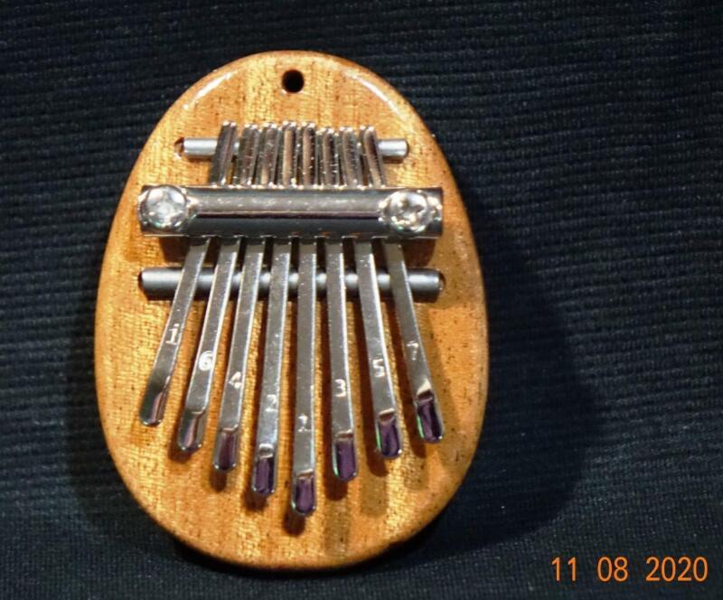 8 Keys Kalimba Thumb Piano Mini Instrument Percussion Thumb