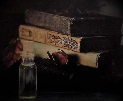 SPECIAL # 20 Hoodoo Ritual Oil Potion Elixir Anointing Oil ~ Wicca Witchcraft