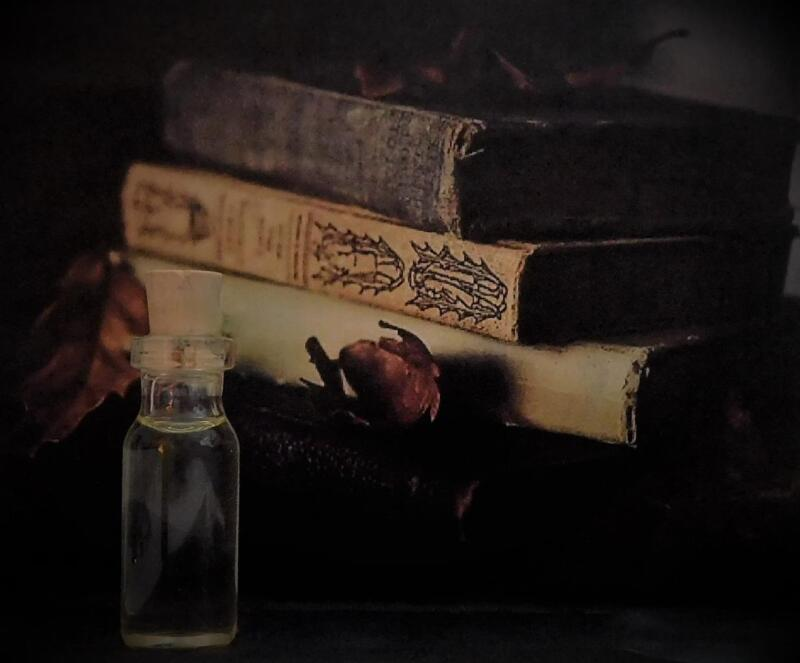 ANCIENT WISDOM Ritual Oil Potion Oil Anointing Oil Spell~Wicca Witchcraft Pagan