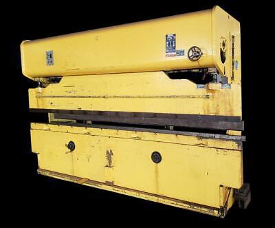 Niagara Ib-36-10-12 60 Ton X 12 Press Brake 2.5 Stroke