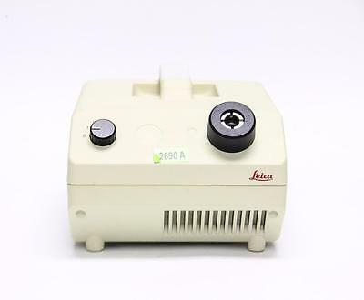 Leica Schott Kl 750 Fiber Optic Light Source-source Only 2690a