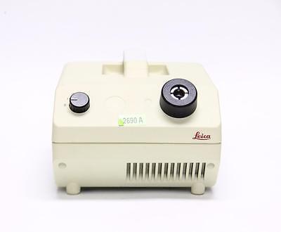 Leica Schott Kl 750 Fiber Optic Light Source-source Only 2690a