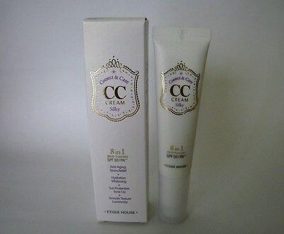 *ETUDE HOUSE* CC Cream  SPF30/PA++  (#1) Silky 35g -Korea cosmetics