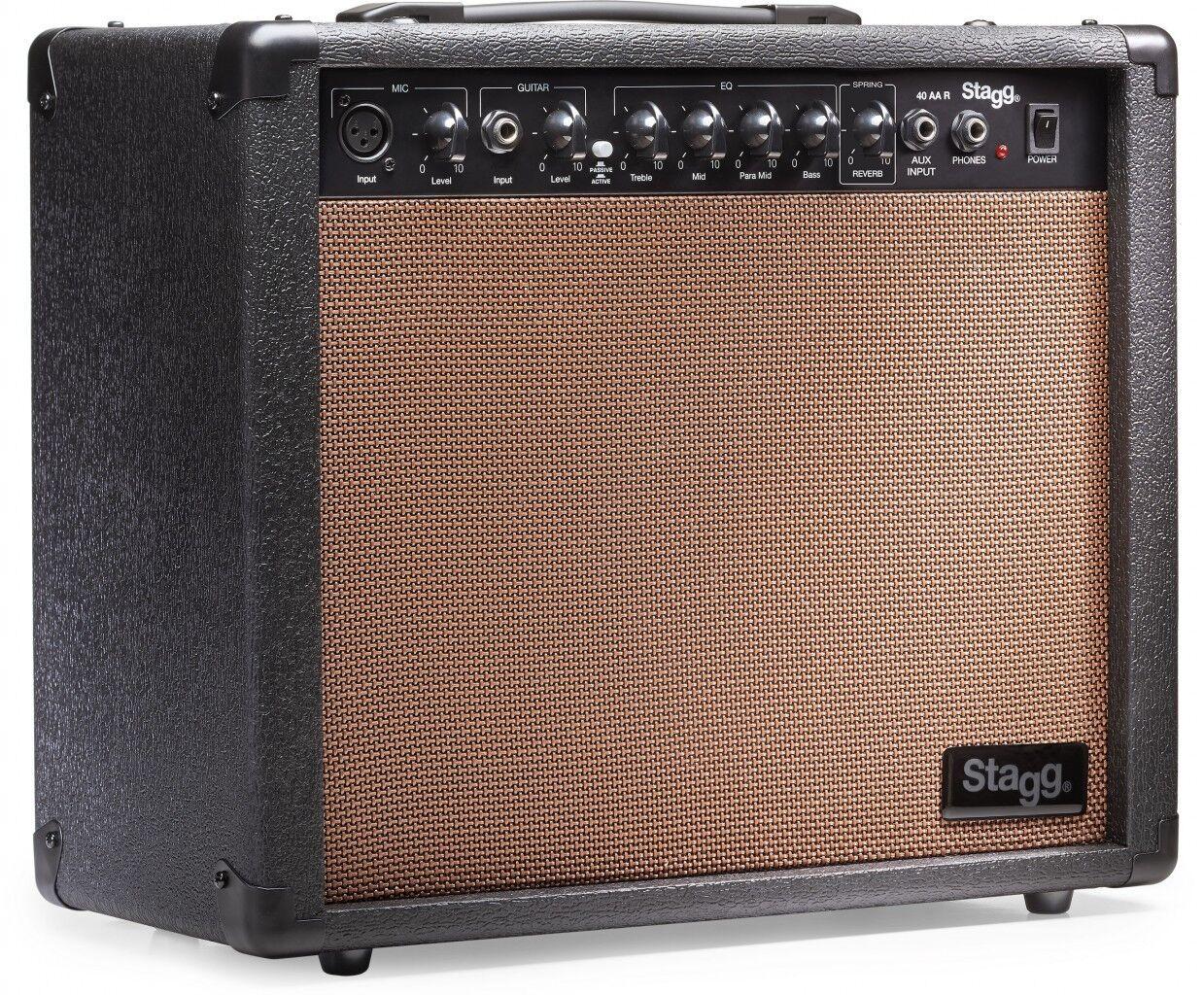 Akustik-Verstärker für Akustische Gitarre  Lautsprecher 10
