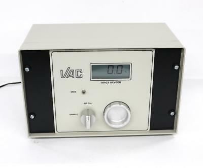 Vac Vacuum Atmospheres Company Lm-o2 Trace Oxygen Analyzer