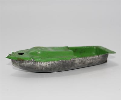 altes Blech Kerzen Boot, AVON 555 BOAT  #G953