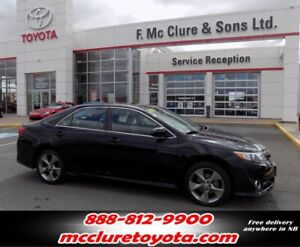 2014 Toyota Camry SE NEW TIRES