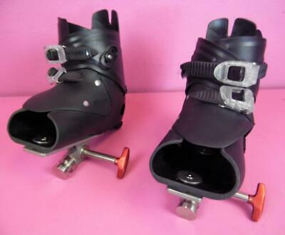 2 Mizuho Osi P-2 6310-112 Surgical Trauma Table Positioner Clamp Traction Boot