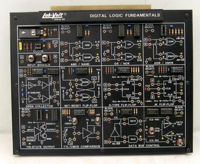 Used, Lab-Volt Digital Fundamentals 91014-20 for sale  Raleigh