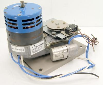 Scotsman A28155-001 Ice Machine Gear Motor Reducer Assembly