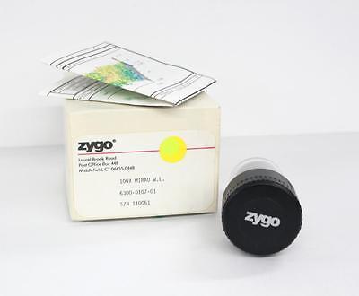 Zygo 6300-0107-01 100x Mirau W.l. Objective Lens
