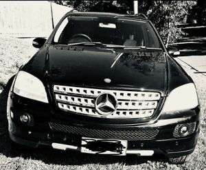 2006 Mercedes ml500 V8 4x4 with rego and rwc