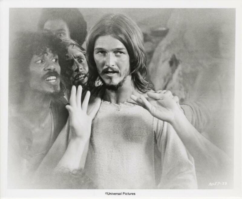 """JESUS CHRIST, SUPERSTAR""-ORIGINAL PHOTO-TED NEELEY-APOSTLES"