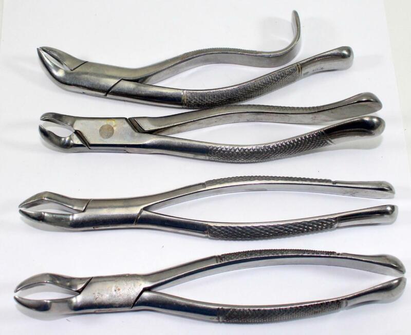 Vintage Lot of Dental Medical Tools Instruments ~ Lot #5
