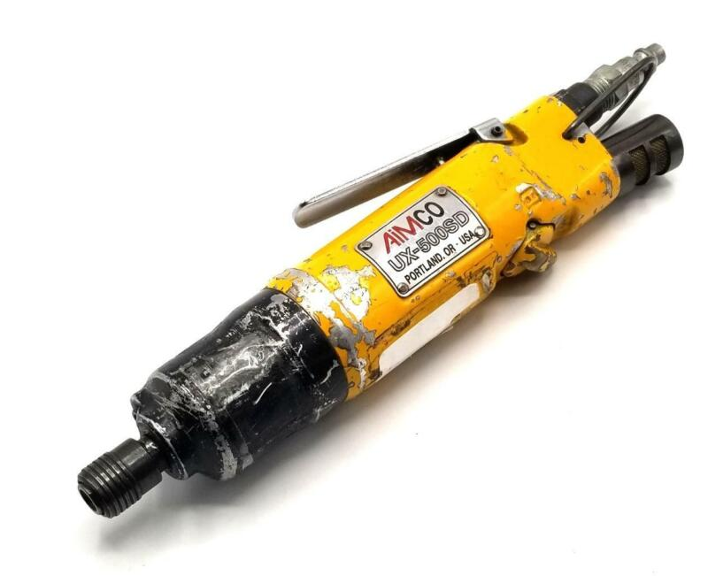 "Aimco UX-500SD Pneumatic Pulse Screwdriver 1/4"" Quick Change Chuck"