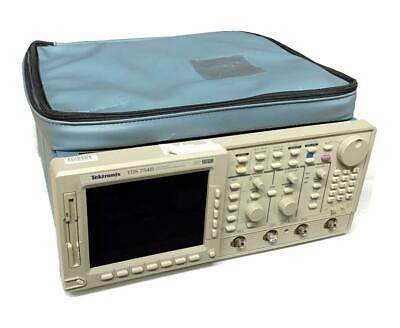 Tektronix Tds754d 4-channel Digital Phosphor Oscilloscope 500 Mhz 2gss