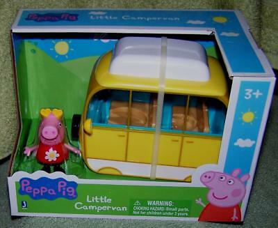 Peppa Pig PEPPA PIG'S LITTLE CAMPERVAN New ()