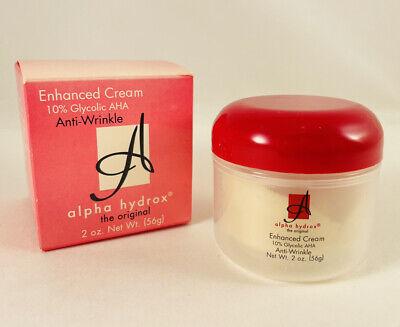 Alpha Hydrox Enhanced Cream