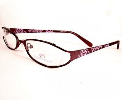 Laura Ashley Girls Best Friend Cranberry Eyeglasses  Frames Children (Best New Glasses Frames)