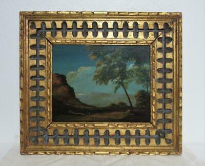 Antique 19th Century Oil Painting Farmhouse Wall Hanging 31 Printed Vintage Artwork Printed Artwork Afternoon Reading