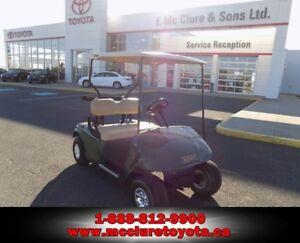 2001 EZ-GO Gas golf  cart 3 IN STOCK