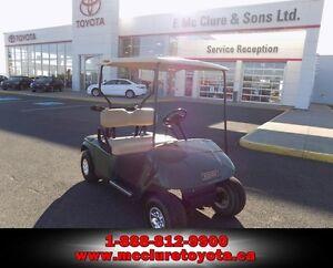 2001 EZ-GO Gas golf  cart 5 IN STOCK