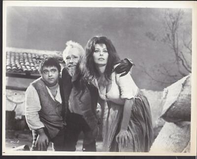 Peter O'Toole Sophia Loren James Coco Man of La Mancha 1972 movie photo