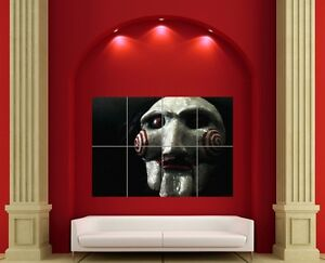 SAW-MOVIE-PUPPET-GIANT-POSTER-PICTURE-PRINT-X3109