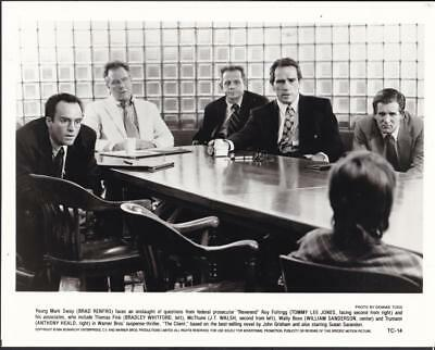 Used, Tommy Lee Jones Brad Renfro J.T. Walsh The Client 1994 movie photo 35949 for sale  Shipping to Ireland