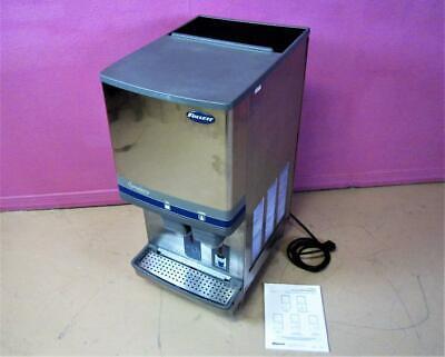 Follett Symphony 12c1400a Countertop Cubelet Ice Maker Machine Water Dispenser