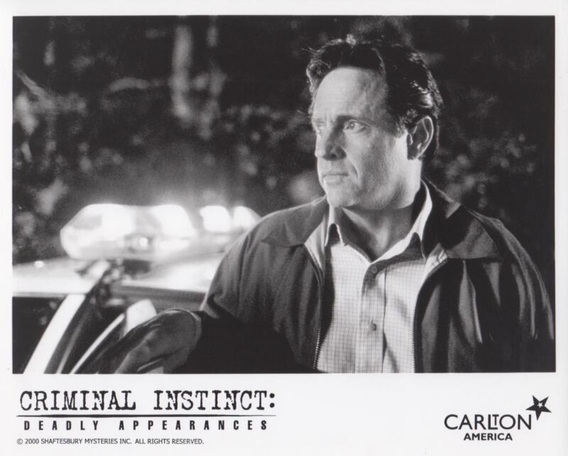 """Robert Hayes """"Criminal Instinct"""" - Original TV Still"""