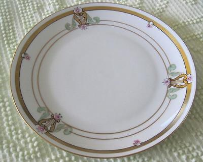 """Pickard China Hand Painted 8.5"""" Plate"""