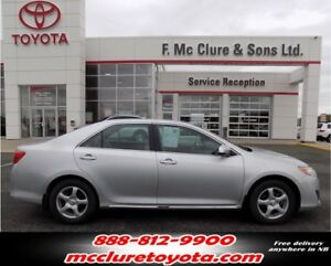 2012 Toyota Camry LE WITH MAGS Free winter tires!!